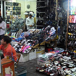 Thongs, flip-flops, slippers. Call them what you will, there's no doubt they are popular here.